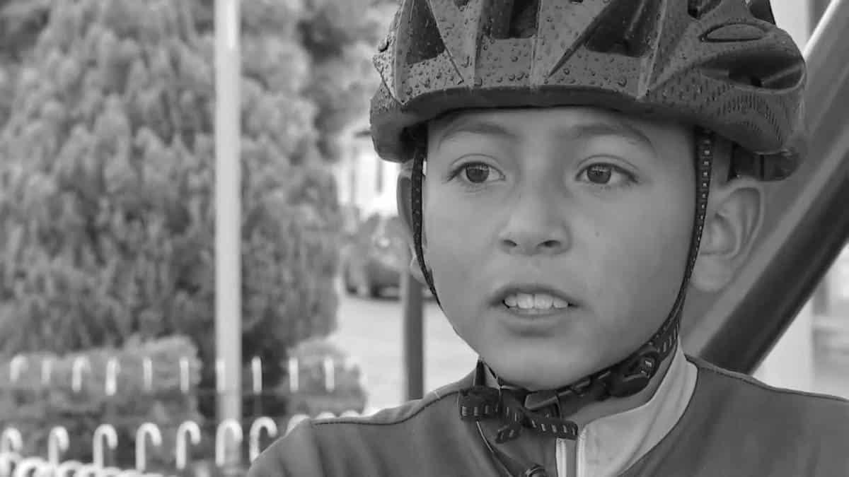 Un tubo en la vía habría provocado accidente del niño Julián Gómez