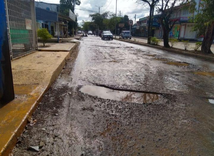A buen ritmo avanzan obras civiles en el oriente de Neiva