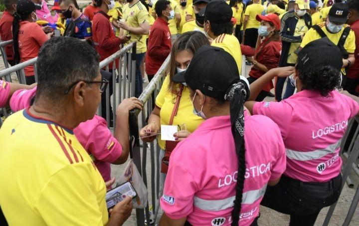 Colombia Vs Ecuador, Superindustria asistirá al encuentro ante denuncias de reventa