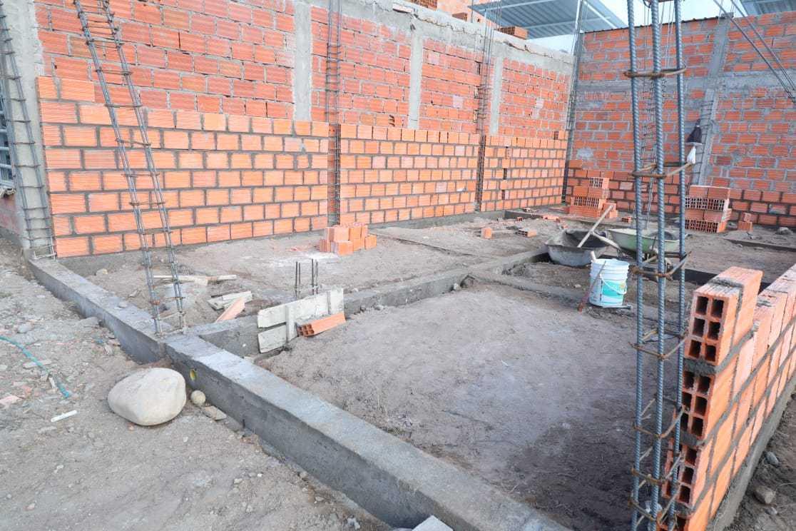 Abren convocatoria para construcción de vivienda en sitio propio