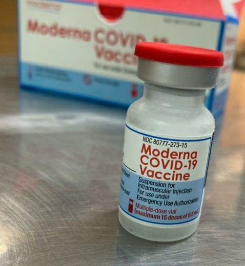 65.380 dosis de vacunas Moderna llegaron al Huila