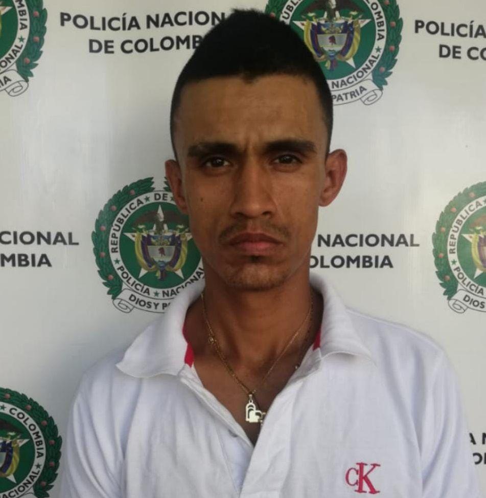 Cayó jíbaro y presunto atracador de motos en Garzón