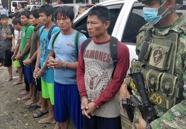 A la cárcel 8 indígenas que habrían asesinado a un hombre en el Chocó