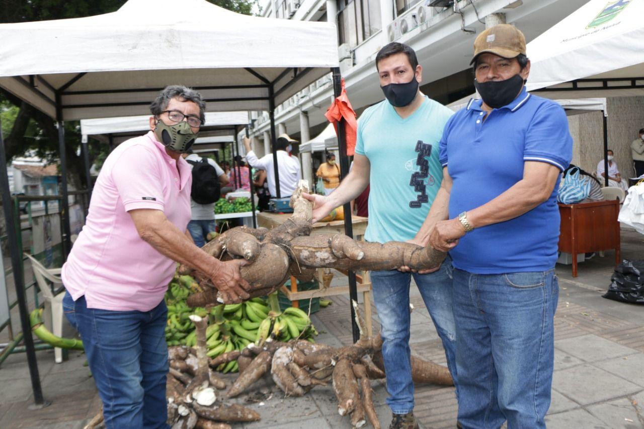El corregimiento El Caguán tendrá mercado campesino permanente
