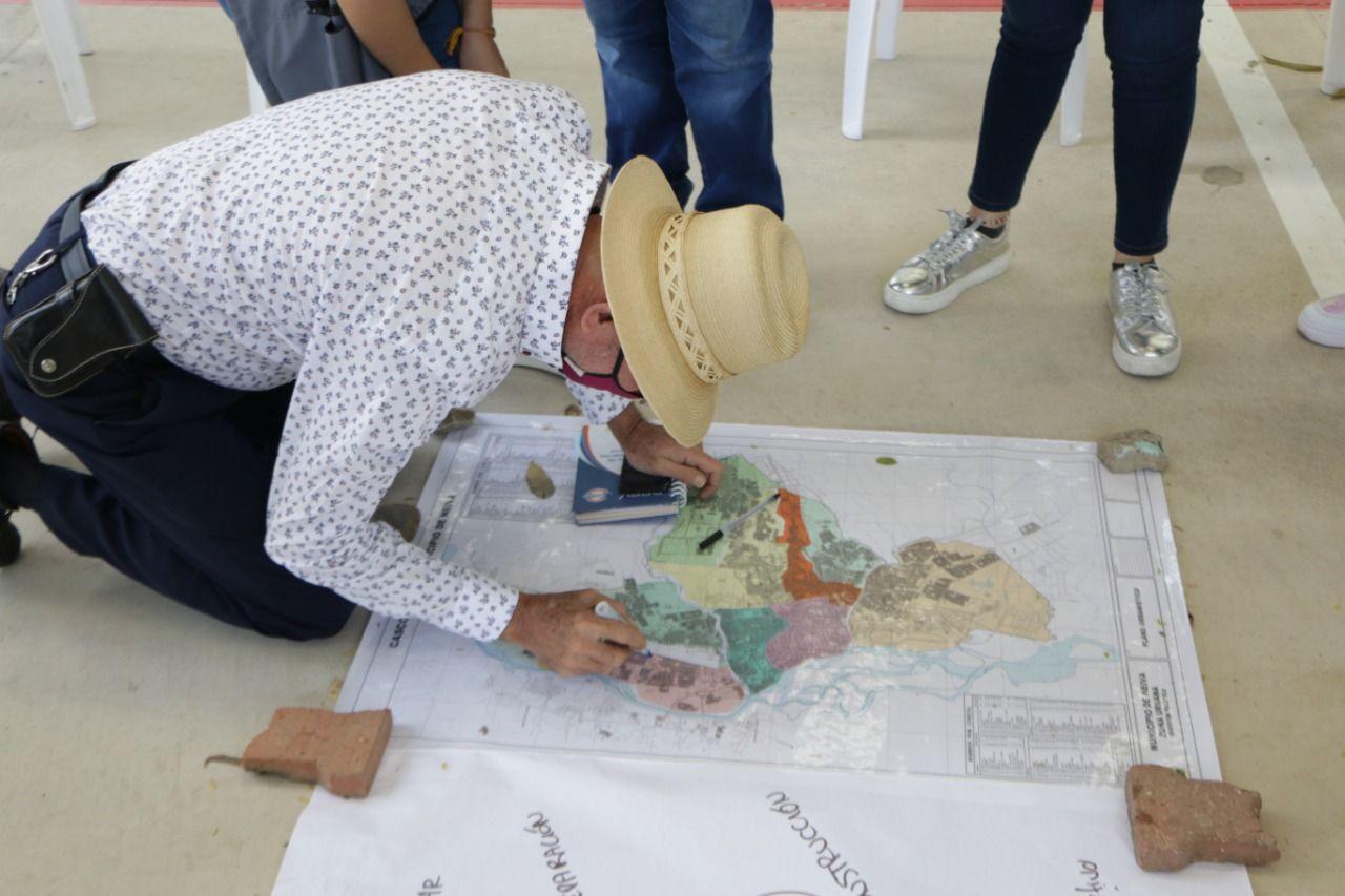 Construcción social del lugar de memoria inició en barrios y comunas de Neiva