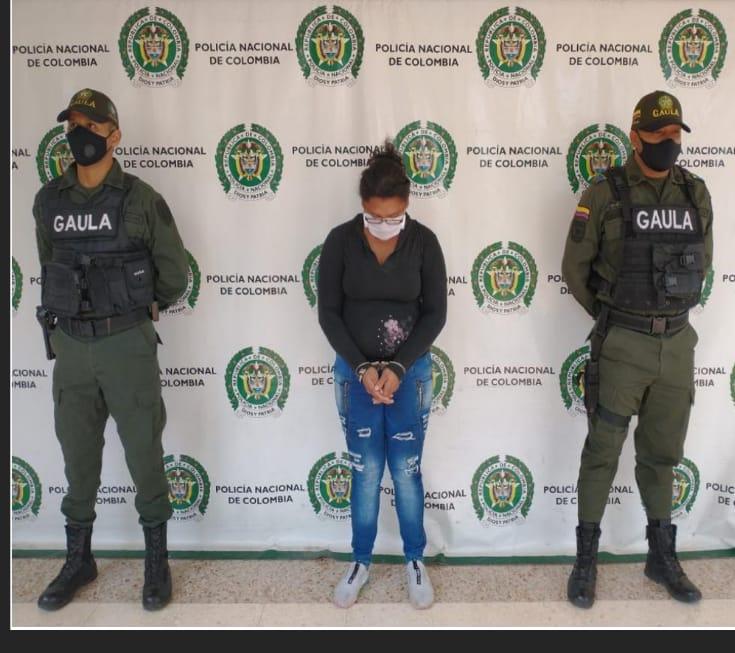 Capturadas por desplazamiento forzado y extorsión en Neiva