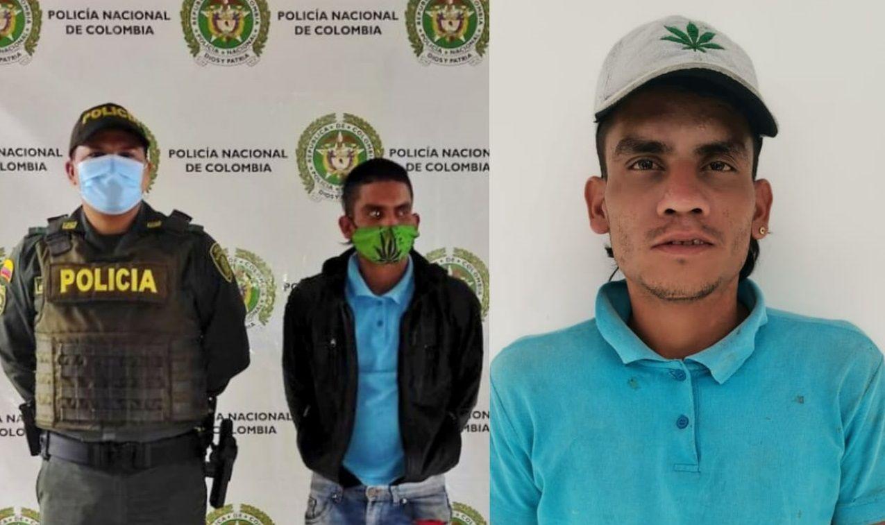 Con un cuchillo robó un celular en Campoalegre
