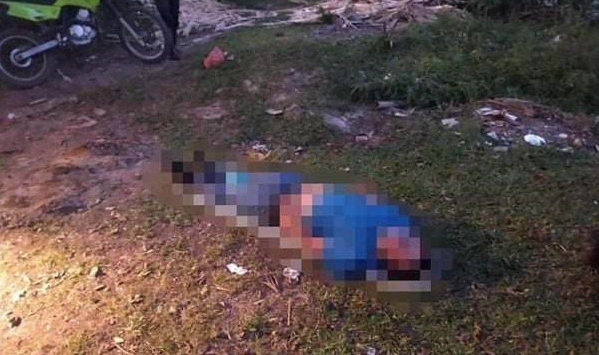 Se equivocó y cayó al río Timaná, provocando su muerte