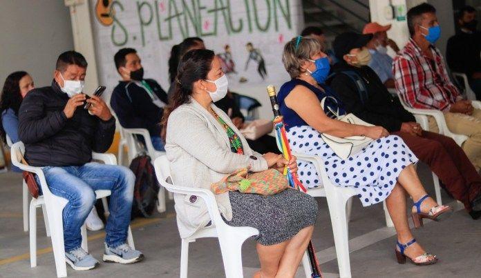 Fueron aprobados 51 proyectos comunales para el beneficio de miles de laboyanos en Pitalito