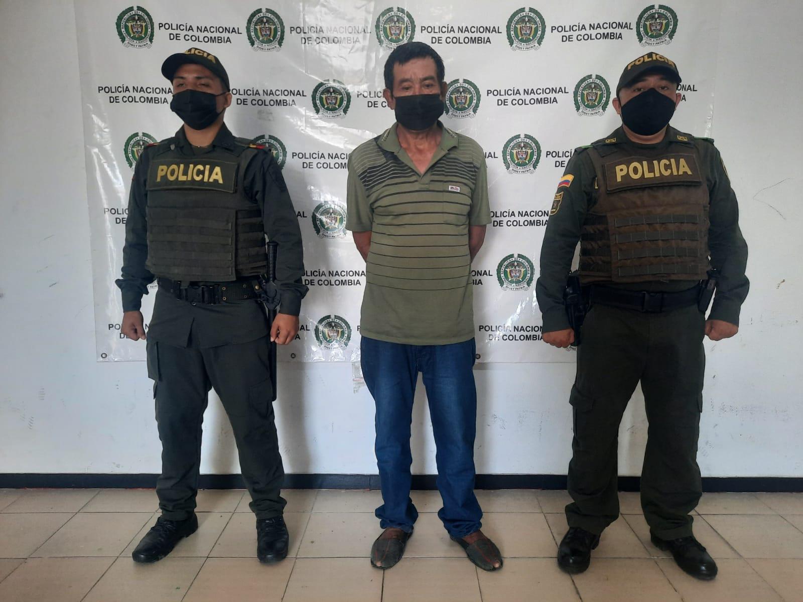 Detenido por hurtar motocicletas en la Ulloa