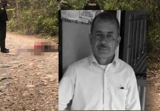 Pescador asesinado en la vía Hobo-Yaguará