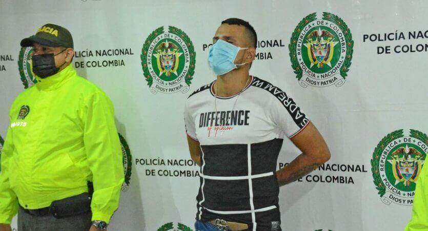'Pillado' con un arma de fuego ilegal en el Caguán