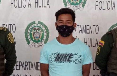 Abusó de una niña de 10 años en Íquira