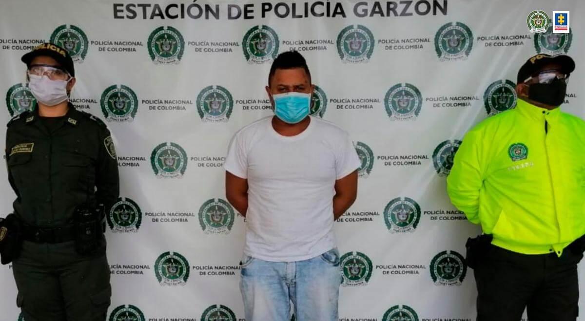Condenado a 48 años y 3 meses por feminicidio en Garzón