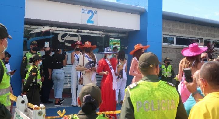 Miss Universe Colombia en Neiva