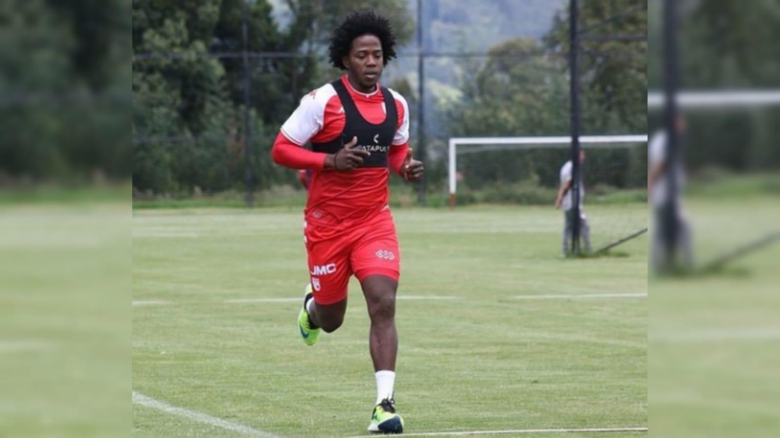 La 'Roca' Sánchez marcó su primer gol en Colombia