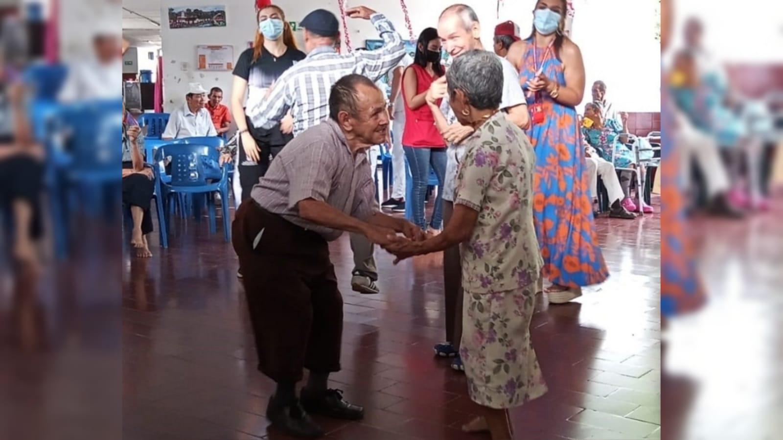 En 'San Matías' recibieron el proyecto Interactuar Usco