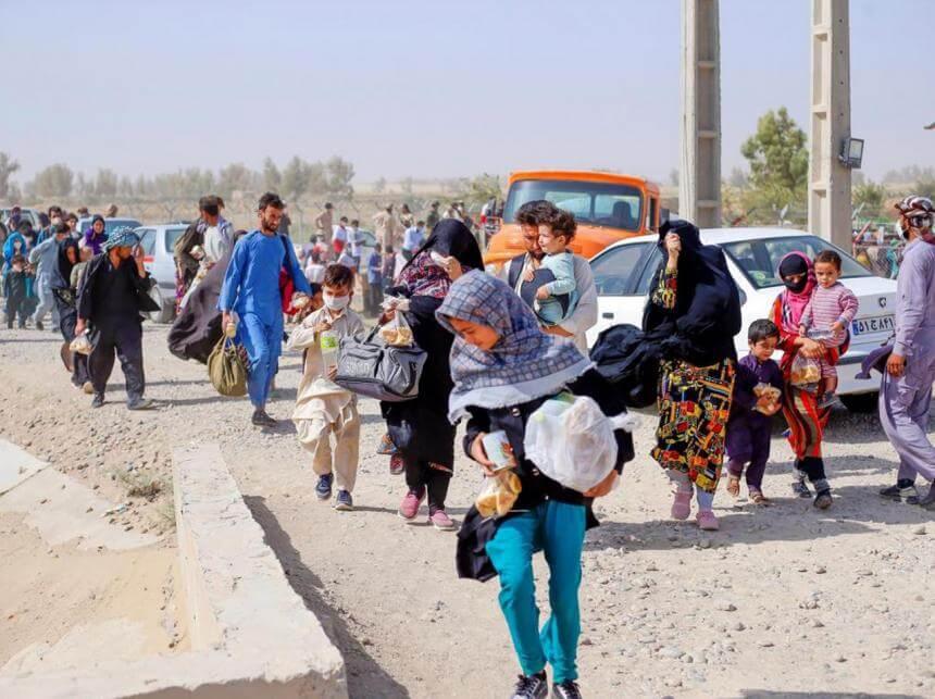 Tiempo limitado de permanencia tendrán refugiados afganos en Colombia