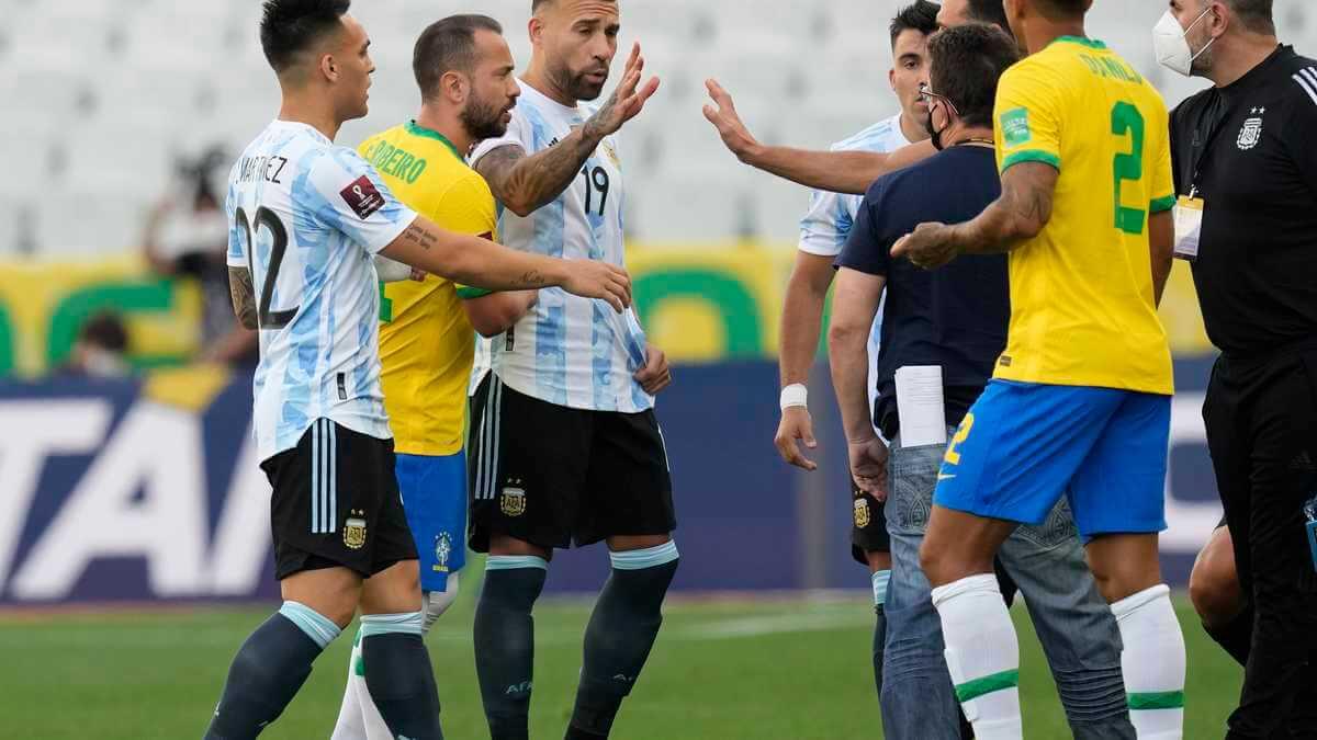 FIFA se tomará tiempo para decidir sobre el juego Brasil Vs. Argentina