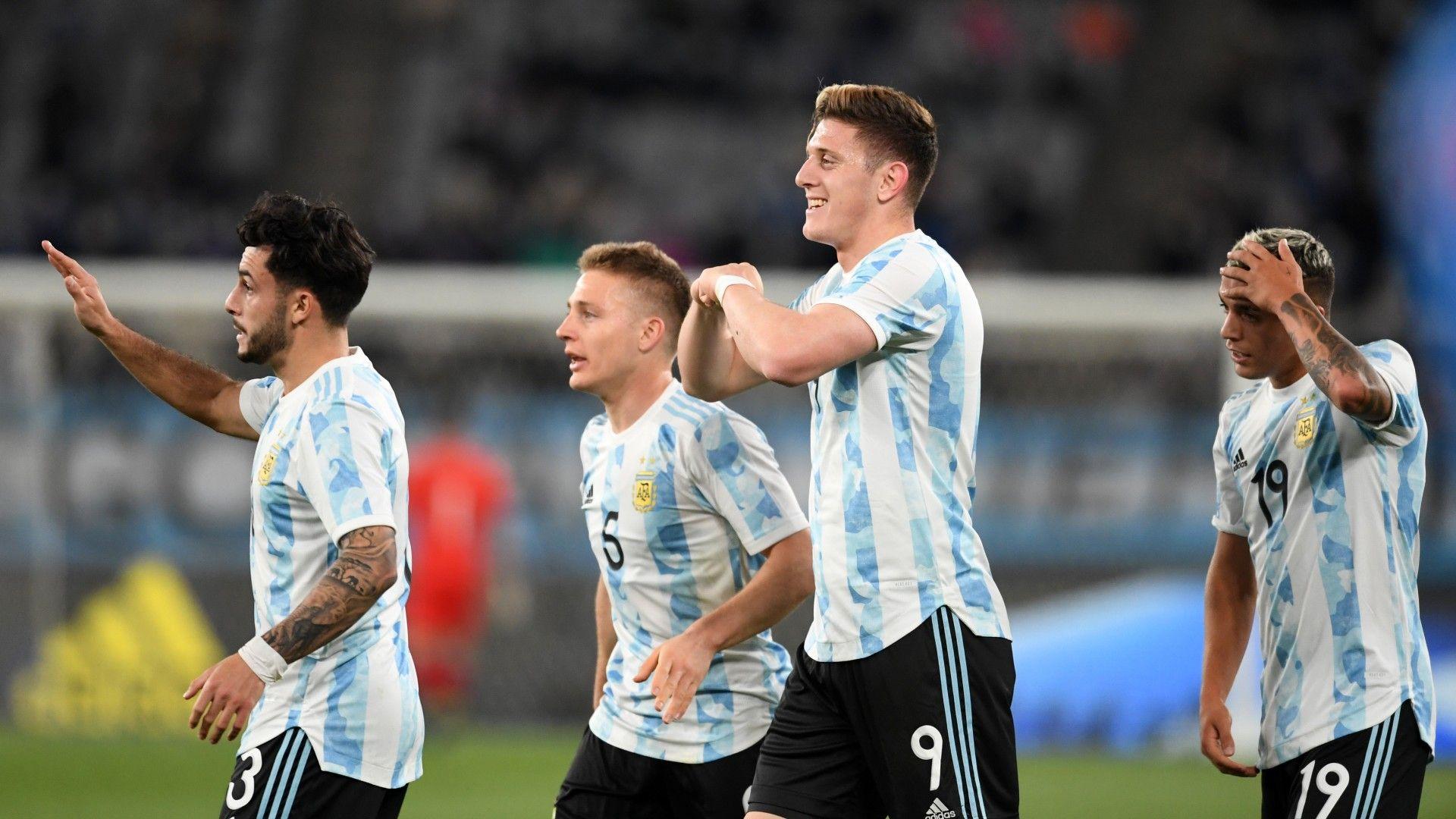 La Selección Argentina Eliminada de los Olímpicos