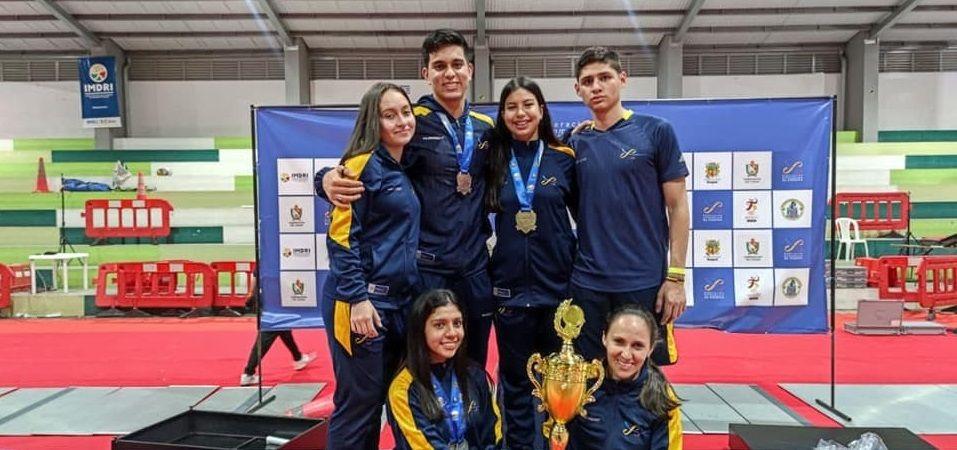 Colombia ganó el Suramericano de Esgrima