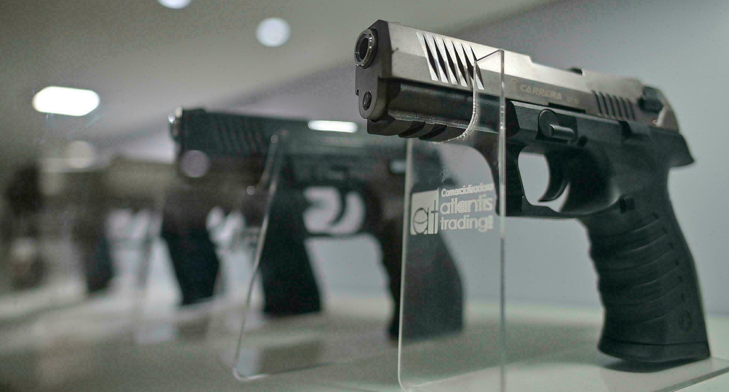 Armas traumáticas serán restringidas