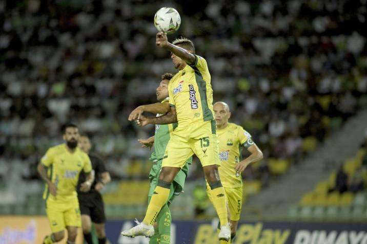 Bucaramanga se lo dio vuelta al Quindío y es segundo de la Liga 2021-II
