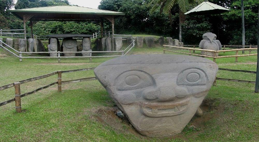 ICANH se pronuncia sobre el mantenimiento del Parque Arqueológico San Agustín