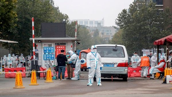 China toma medidas de confinamiento ante rebrote de Covid-19