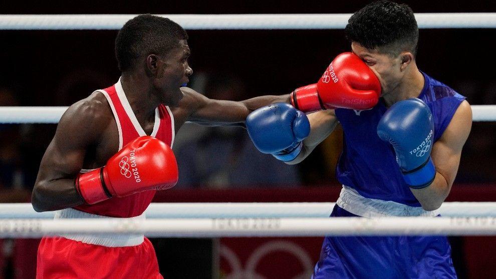 Comité Olímpico Colombiano demandó en el TAS derrota de Yuberjen Martínez