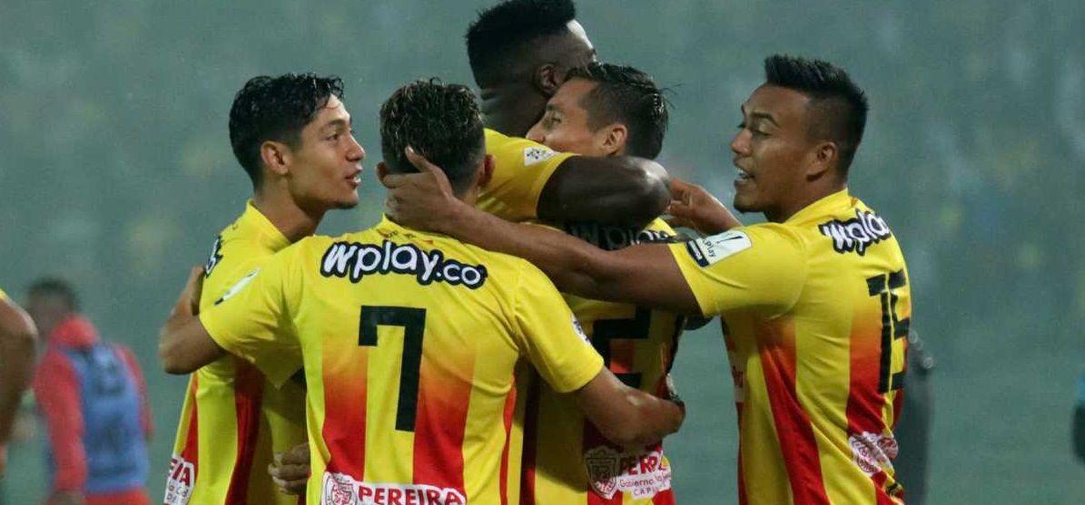 Deportivo Pereira, disputará su primera final en la Copa Colombiana
