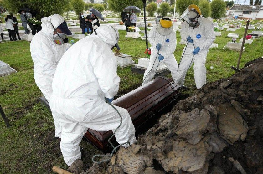 Una persona falleció en Neiva por Covid-19