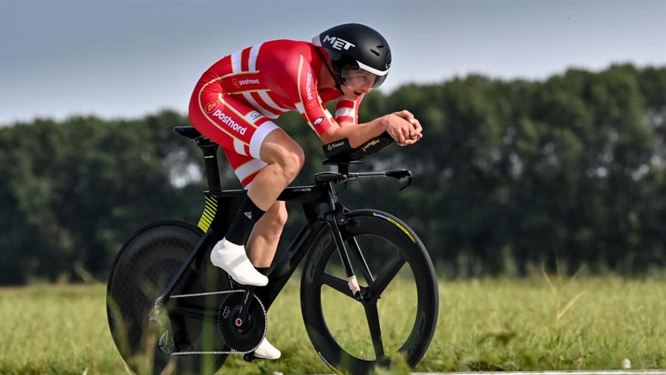 Mundial de Ciclismo de Flandes 2021, lo lidera Dinamarca