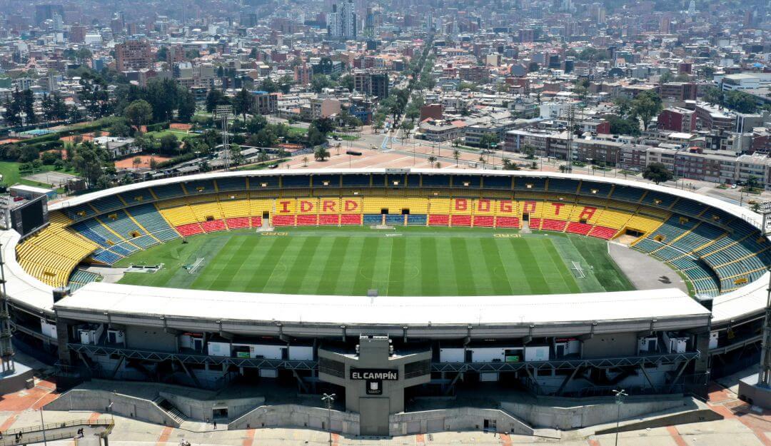 Definidas fechas y partidos para el regreso del público a los estadios de Bogotá