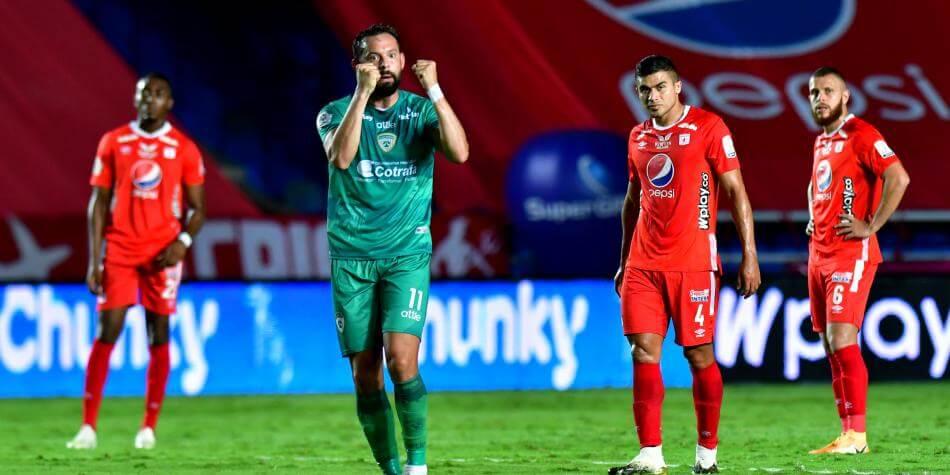 La Equidad y América, primeros clasificados a cuartos de Copa Colombia