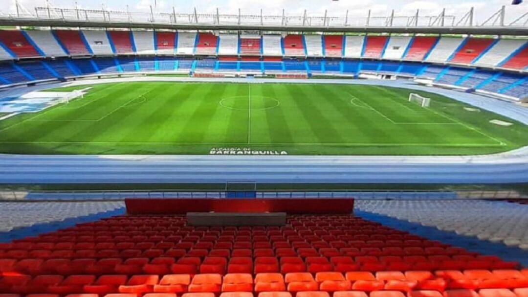 Aforo del 75% en el Metropolitano para ver a la Selección Colombia