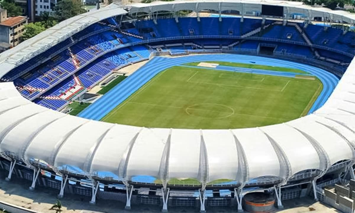 El estadio Pascual Guerrero abrirá sus puertas a hinchas vacunados