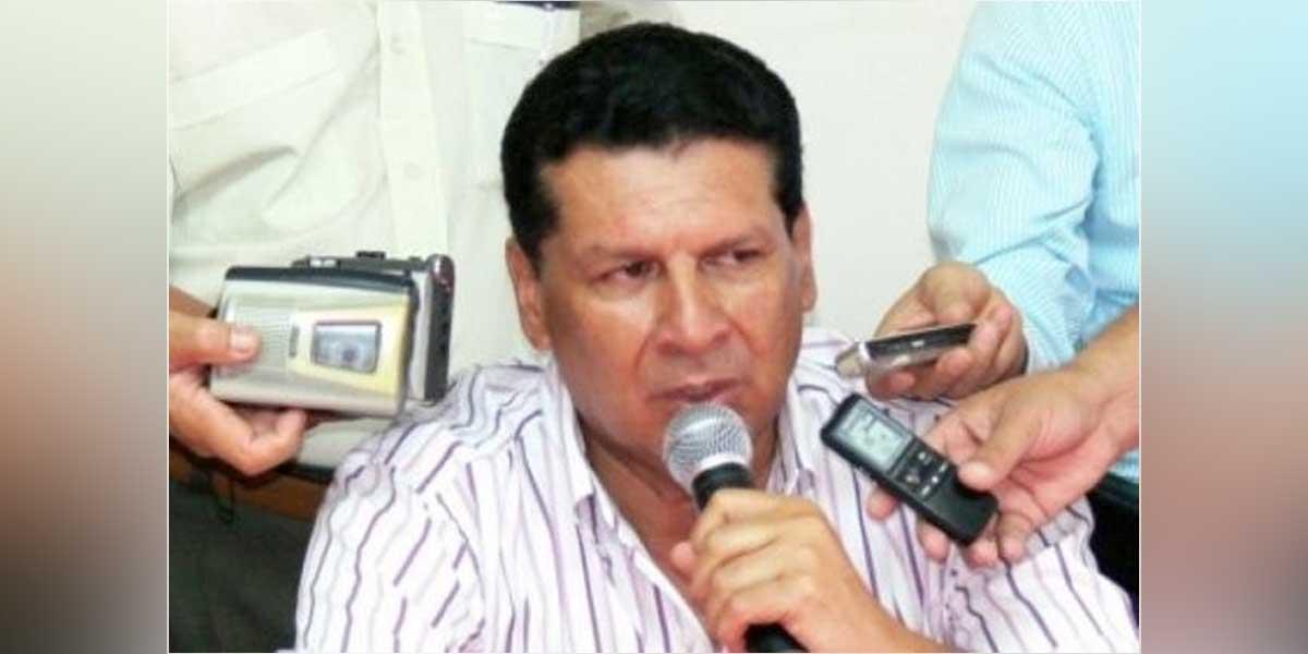 Condenan al exgobernador del Huila Juan de Jesús Cárdenas