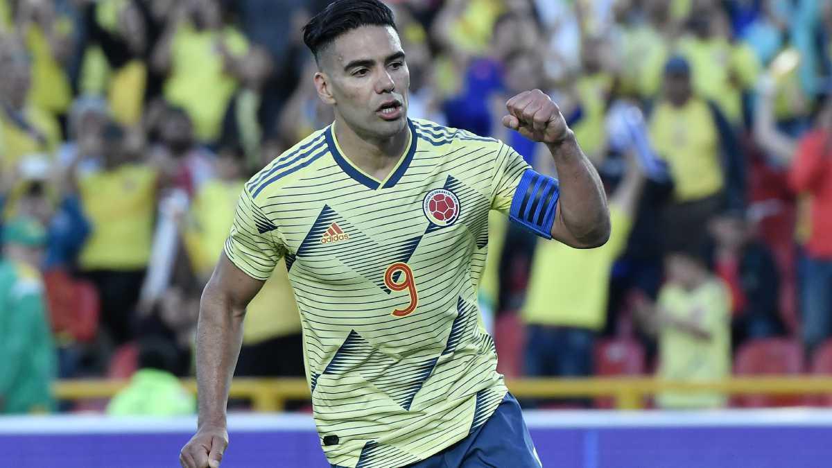 """Falcao y la falta de gol de Colombia: """"Son rachas, van a venir los goles"""""""