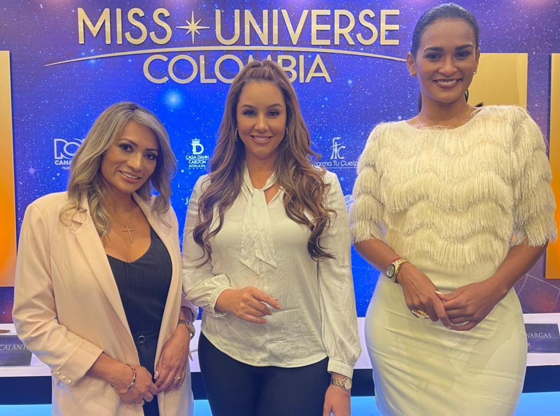 Casting Miss Universe Colombia 2021