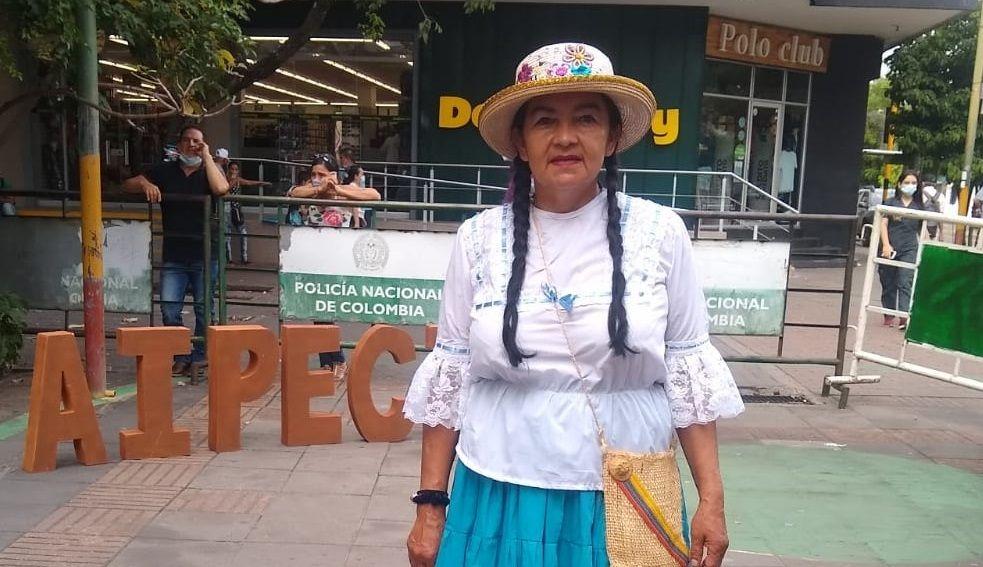 Celia Andrade Serrano nació para ser lideresa