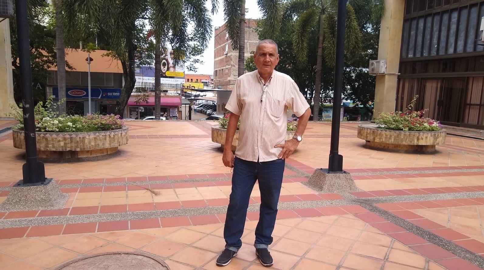 Herminson Ceferino Medina: la radio, el arbitraje y gozarse la vida