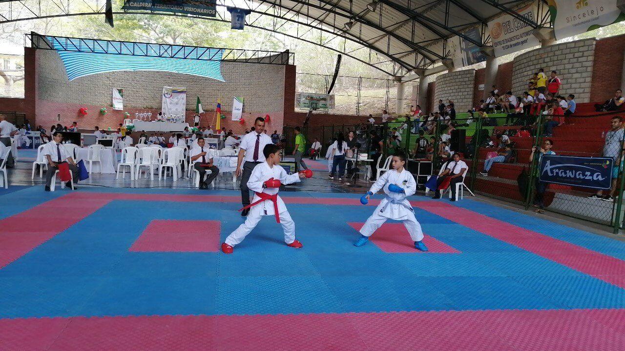 Delegación de Karate Do del Huila viajará a campeonato nacional en San Andrés