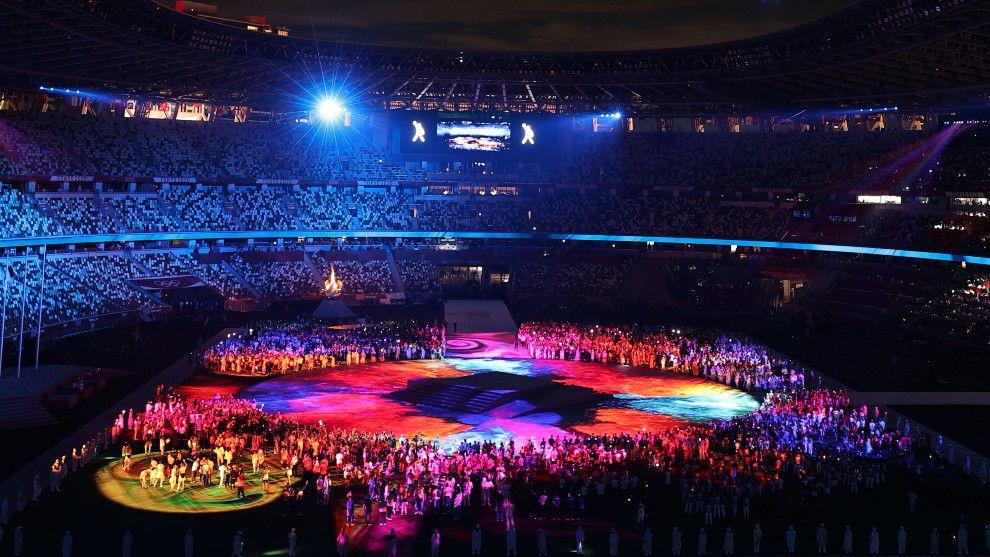 """""""Arigato"""": Tokio dice adiós a sus Juegos Olímpicos y pasa la estafeta a París 2024"""