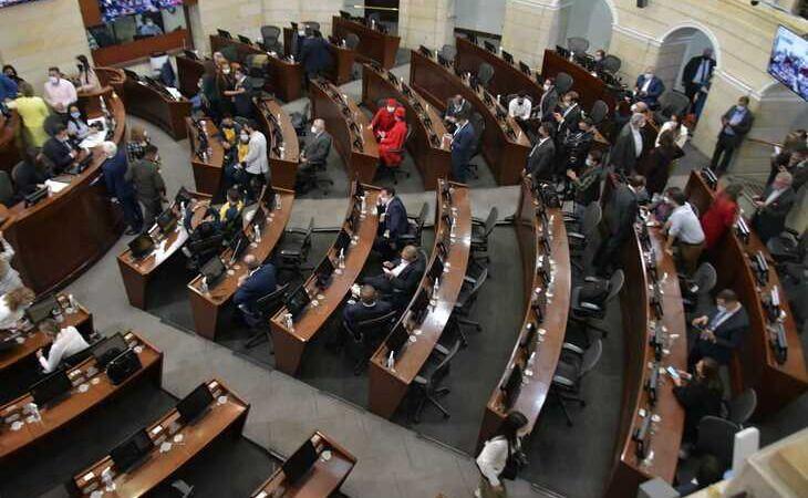 Presupuesto General 2022 pasó a plenarias