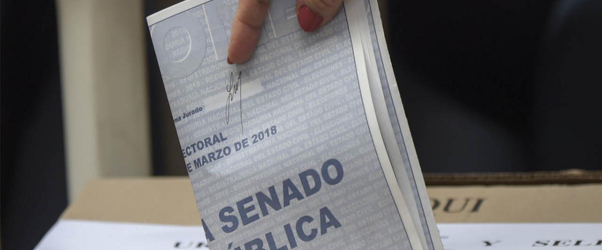 """""""Vuelve y juega""""; se abre debate sobre el voto obligatorio"""