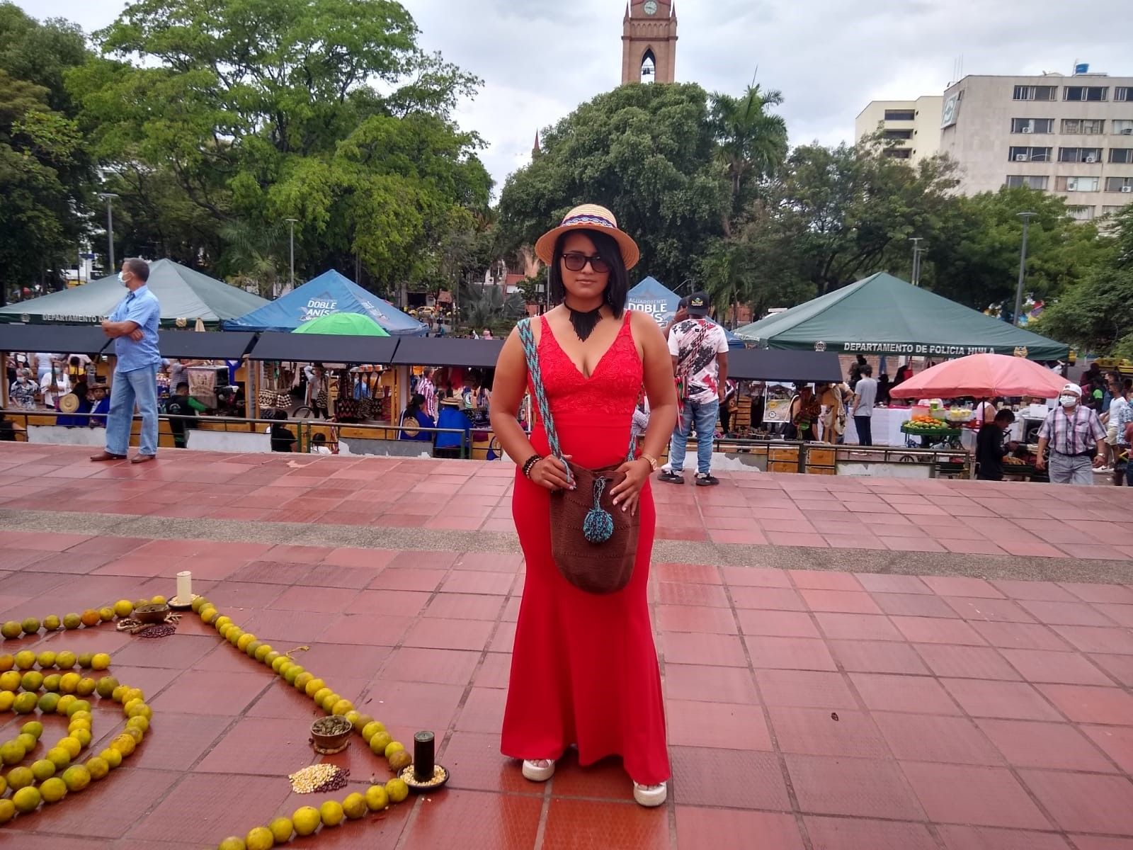 "Yuri Roció Omen Rivera: ""mestiza, con corazón indígena"""