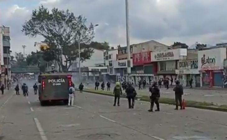 22 capturados y 21 policías heridos: balance manifestaciones