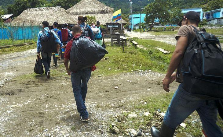 Crisis humanitaria en el Chocó es atendida por Sistema Integral de Paz