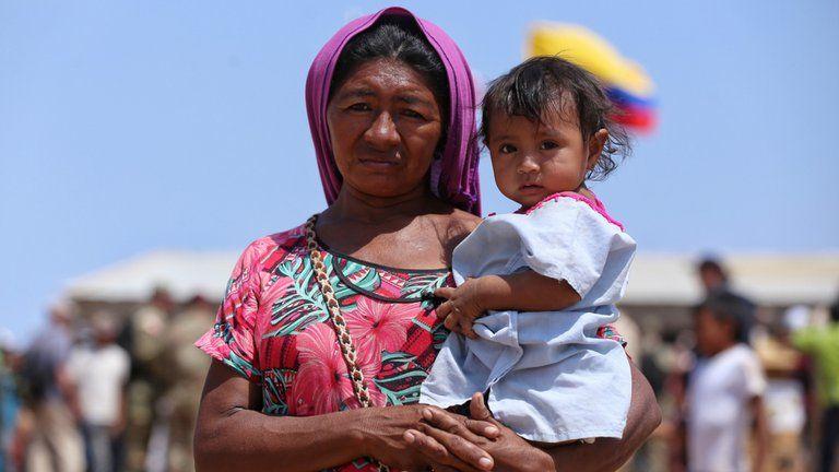 Desalentador panorama de desnutrición en La Guajira, ICBF